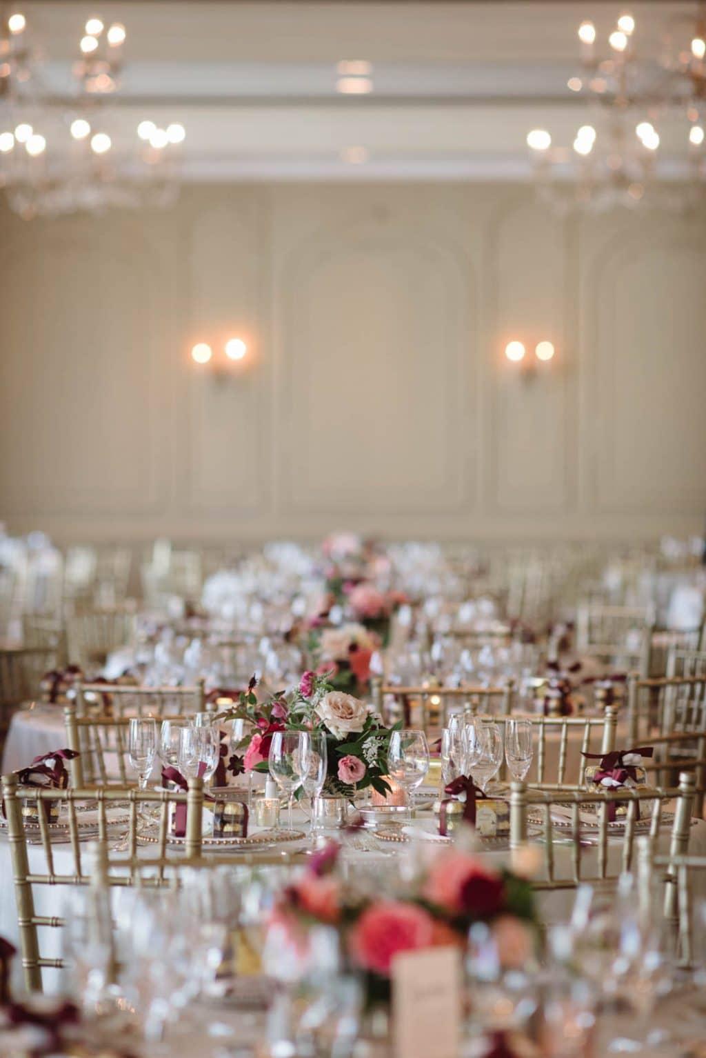 Wedding ballroom goals