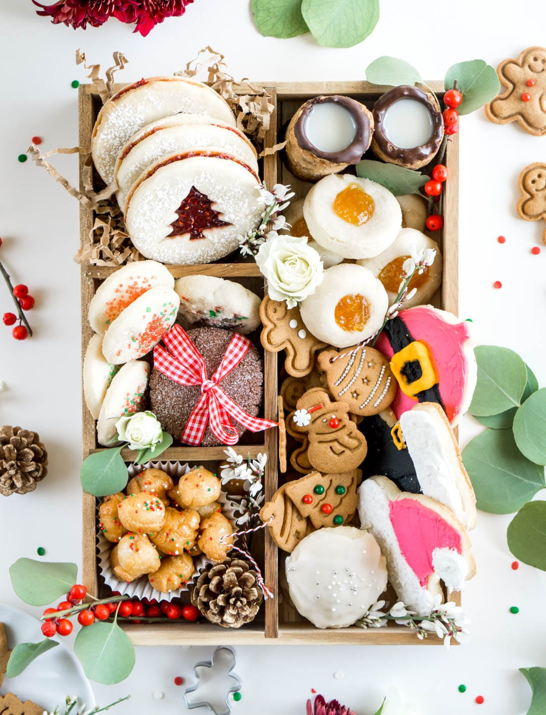 The Ultimate Christmas Cookie Box