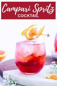 Pinterest image for Camapri spritz