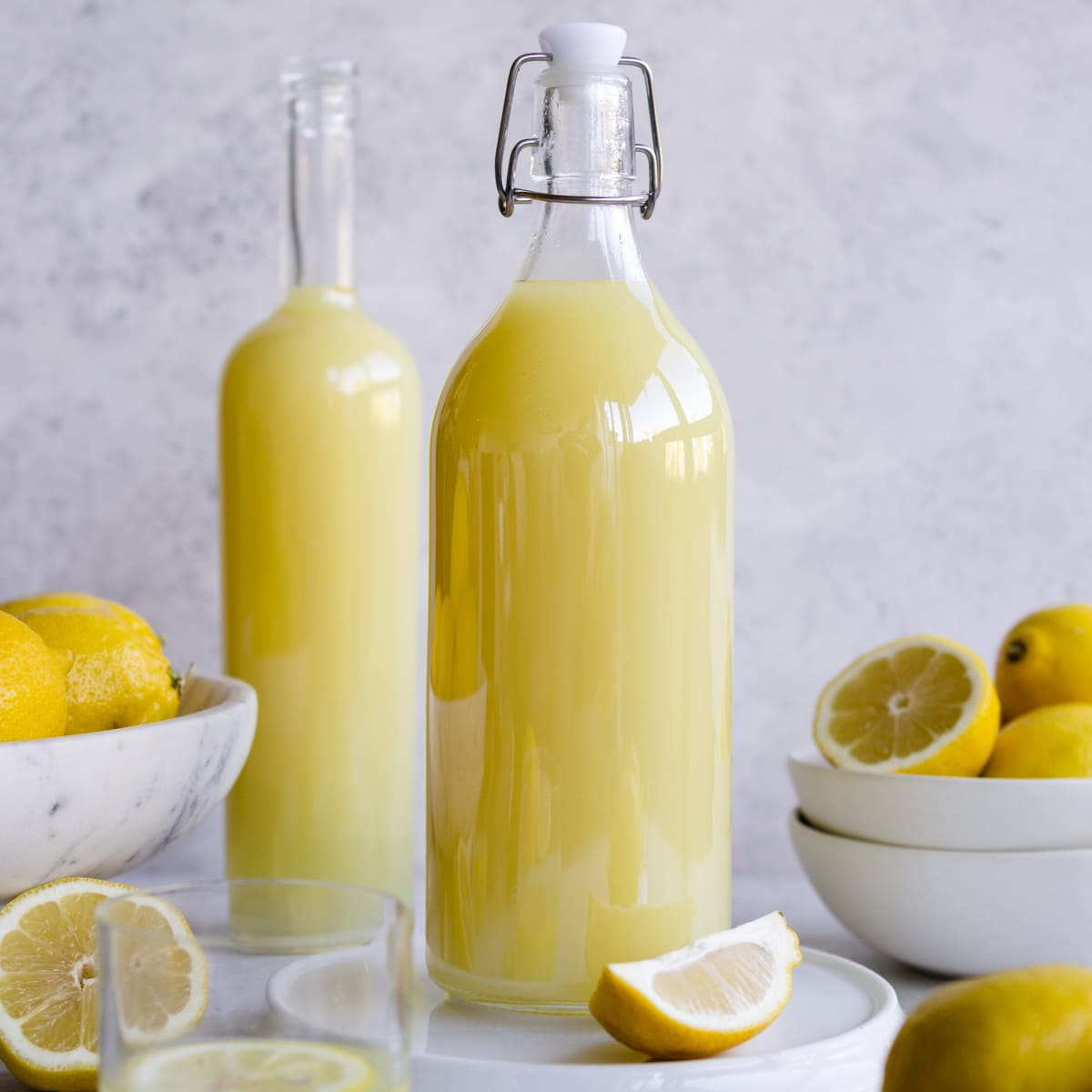 Limoncello Recipe How To Make The Delicious Italian Lemon Liqueur Pina Bresciani